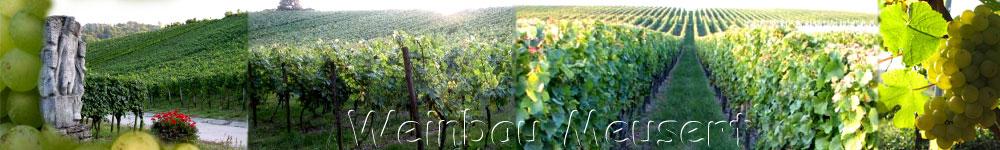 Weinbau Meusert - WeinShop